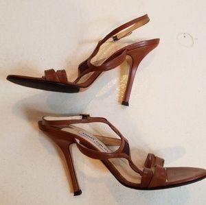 ❤Jimmy Choo❤ ankle strap heels